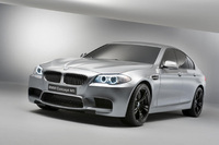 BMW Concept M5 to premiere at 2011 Auto Shanghai
