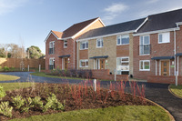 Barratt's Pan Meadows development