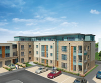 Cash-in on a stylish apartment at Taylor Wimpey's Pinkhill Corstorphine development.