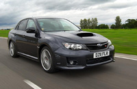 More power and standard sat nav for iconic STI