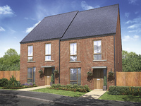 See Taylor Wimpey's Green Homes at The Meadows, Telford!