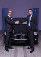 Maserati to enter India in 2011