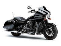 Kawasaki Streetfighter and Cruisers on fixed rate finance