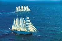 'Rail and sail' tall ship cruises for summer