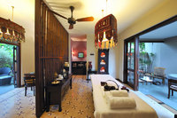Complimentary upgrades at luxury Sri Lankan resort