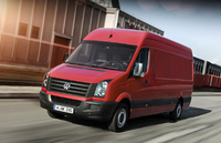 Volkswagen Crafter to set new class standards