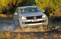 Amarok accessory range has everything covered