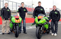 Kawasaki Team Green expands for new season