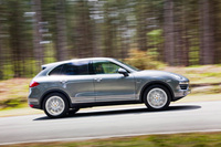 Porsche Cayenne and Panamera gain detailed improvements