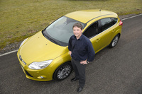 Ford engineer named Dynamicist of the Year