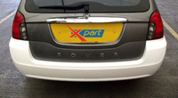 XPart solves MG Rover bumper challenge