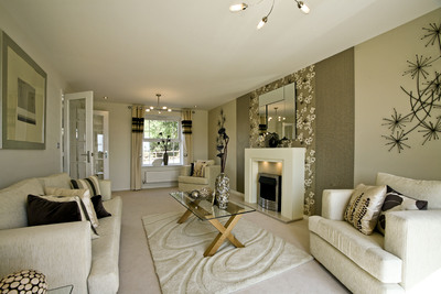New Homes Fit For Royal Living In Wincanton Easier