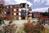 Modern living in historic Farnborough