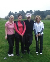 Corporate golf day goes with a swing at Carden Park