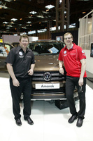 CV Show a big success for Volkswagen Commercial Vehicles