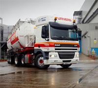 Turners (Soham) hits triple century with DAF CF