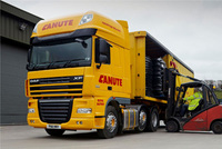 Canute evaluates 'whole life' costs of DAF's XF105