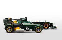 Team Lotus announce ownership of Caterham Cars