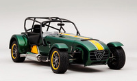 Special edition Seven launches new Caterham chapter