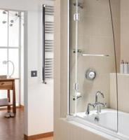 Victorian Plumbing launches new bath screen collection