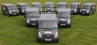 Ford Transit ECOnetic vans boost green builder's fleet