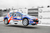 Clarion joins Peugeot in the fast lane