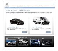 Choosing the next company car or van has never been easier