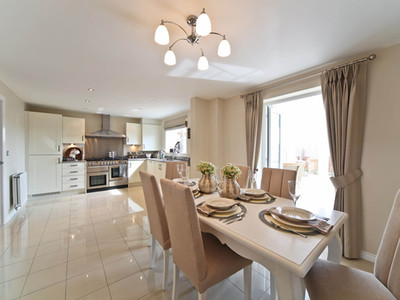 Double Show Home Launch At Swallows Nest Easier