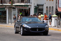 "Maserati stars in Hollywood blockbuster ""Limitless"""