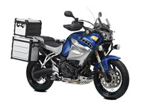 Free accessories for Yamaha's XT1200Z Super Ténéré