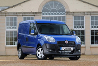 Award-winning Fiat Doblò Cargo is best light van