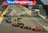 The Ritz-Carlton Singapore Grand Prix Suite Stay