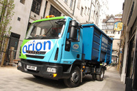 10 tonne Eurocargos take on 'wait and load' service in London