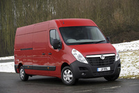 Vauxhall offers capital gains to London van drivers