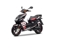 Yamaha Aerox SP55 - make your mark