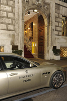Maserati with Fendi at Cannes Film Festival
