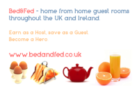 Bed&Fed – Who said running a B&B was just for old ladies?