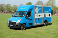 Vauxhall Movano is top choice for British Gas