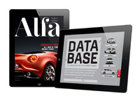 Alfa Romeo launches iPad app for Alfa Magazine