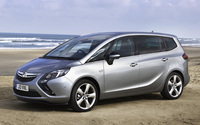 All-new Zafira Tourer starts UK journey this year