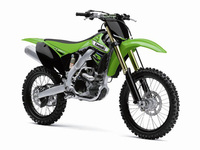 New Kawasaki KX250F and KX450F models