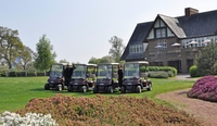 Carden drives towards a greener future with new golf buggies