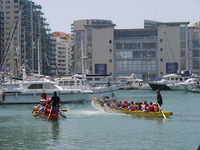 Dragon Boat Race at Festival of the Seas
