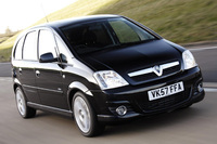 Vauxhall Meriva comes top in reliability statistics