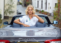 Exclusive La Martina and Maserati polo shirt