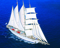 Star Clippers yoga cruise to Greece and Turkey