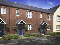 Triple show home launch at Glasdir in Ruthin