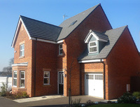 "The Helmsdale show home at Miller Homes' ""Scholars Way"""