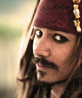 Meet Captain Jack Sparrow in Wragby