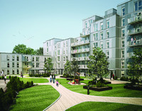 Lower emissions and costs for residents of Pulse in Colindale